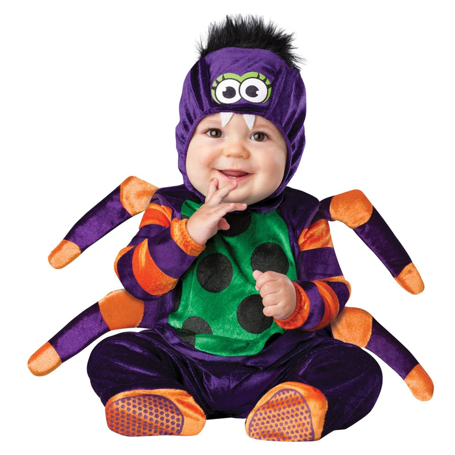 Itsy Bitsy Spider Toddler Costume 18M-2T - Animal & Insect Costume Halloween