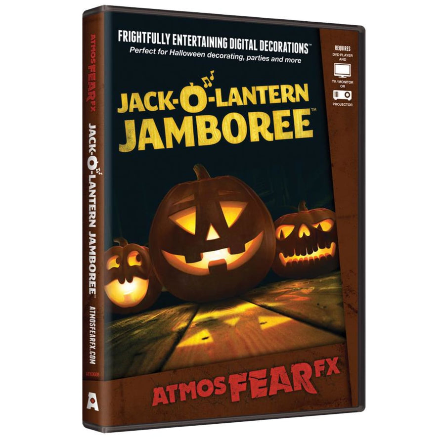Jack O Lantern Atmosfearfx DVD - Halloween costumes Videos Books & Audio