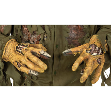 Jason Hands - Friday the 13th Costume Halloween costumes Hands Feet & Chest
