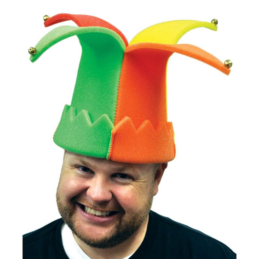 Jester Hat Foam - Clown & Mime Costume clown costumes Halloween costumes