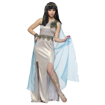 Jewel Of The Nile Sm Womens Costume 4-6 - adult halloween costumes Egyptian