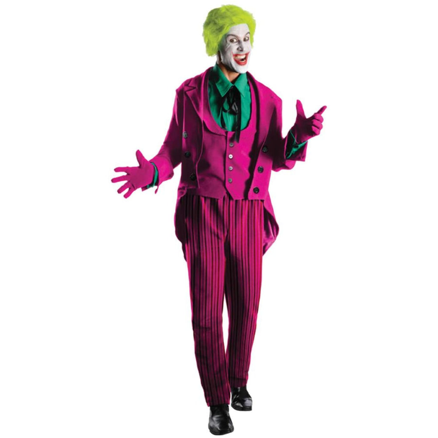 Joker Grand Heritage Adult Costume - Clown & Mime Costume clown costumes DC