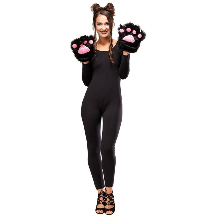 Kitty Paws Adult Costume Accessory Kit - adult halloween costumes Animal &
