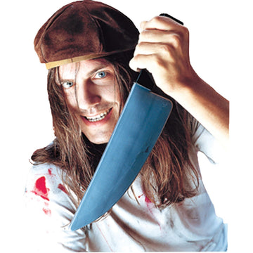Knife W Sound Classic Horror - Halloween costumes Scary Movie & Scream Costume