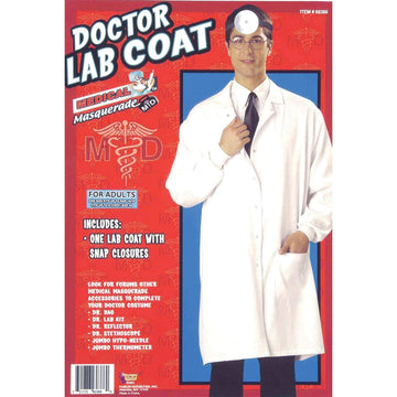 Lab Coat Doctor - Doctor & Nurse Costume Halloween costumes