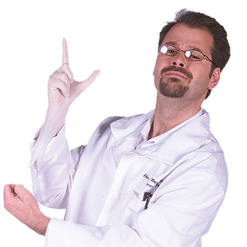 Lab Coat Seymour Bush - adult halloween costumes Doctor & Nurse Costume Funny