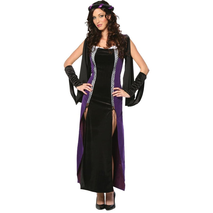 Lady Of Shallot Sm - adult halloween costumes female Halloween costumes
