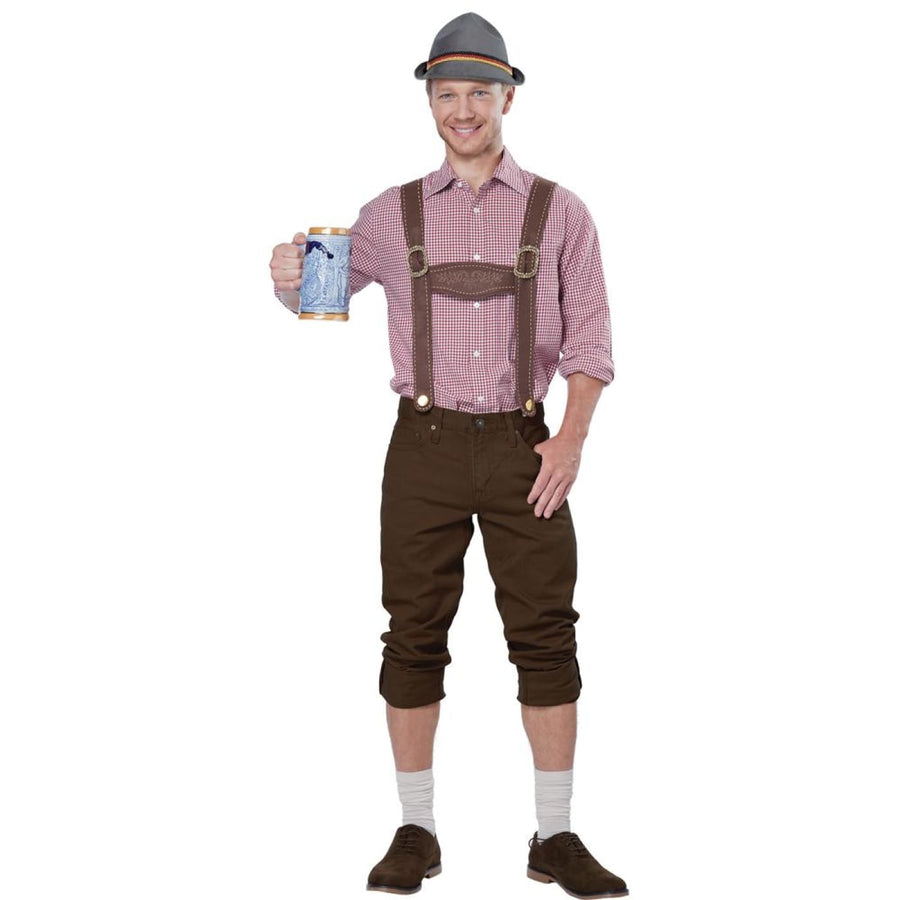 Lederhosen Adult Costume Accessory Kit - adult halloween costumes halloween