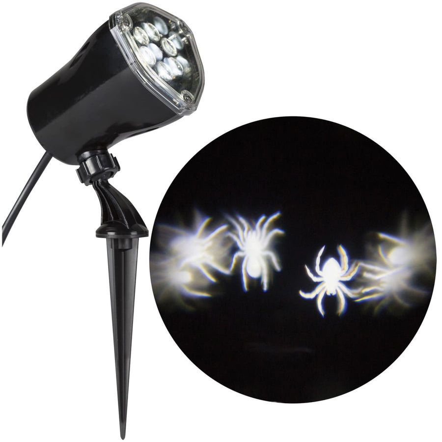Lightshow Projection Spiders - Decorations & Props Halloween costumes haunted
