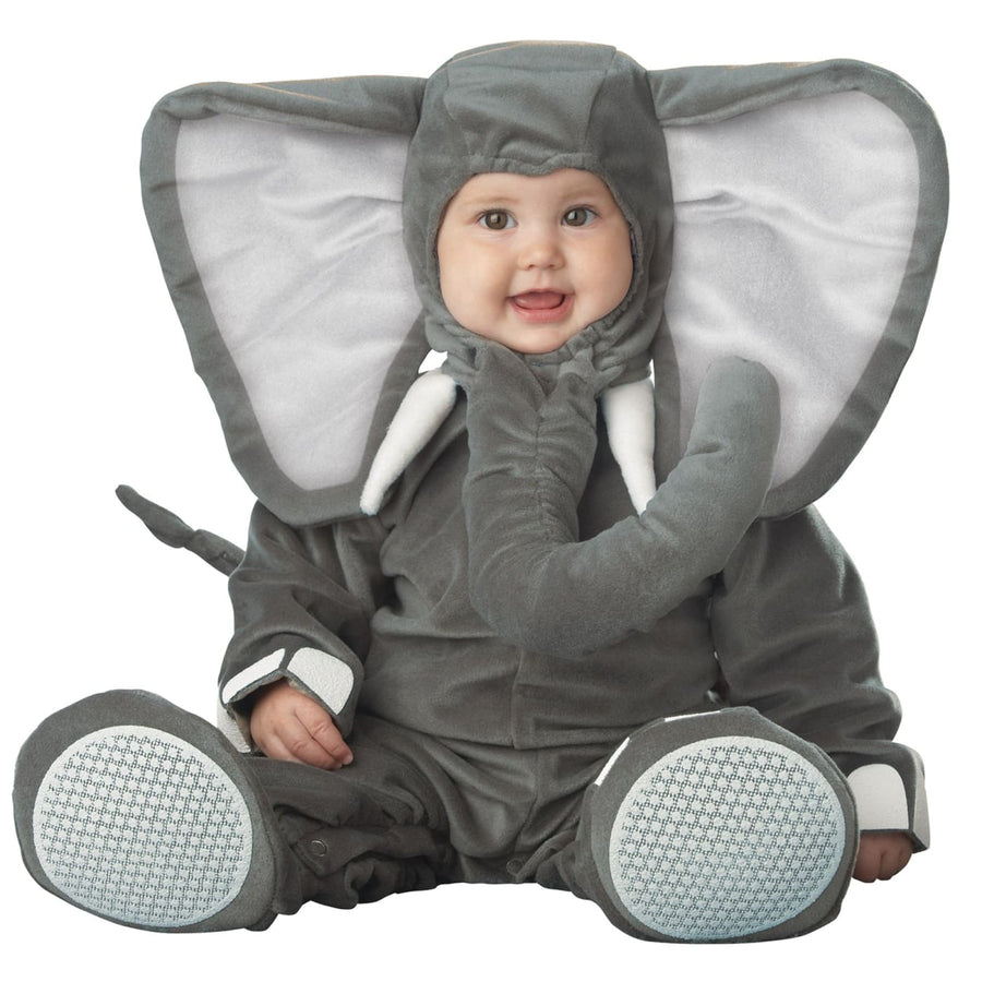 Lil Elephant Character Baby Costume 6-12Mos - Animal & Insect Costume baby boy