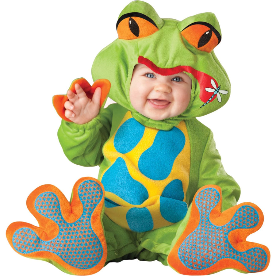 Lil Froggy Toddler Costume 12-18 Mon - Animal & Insect Costume Halloween