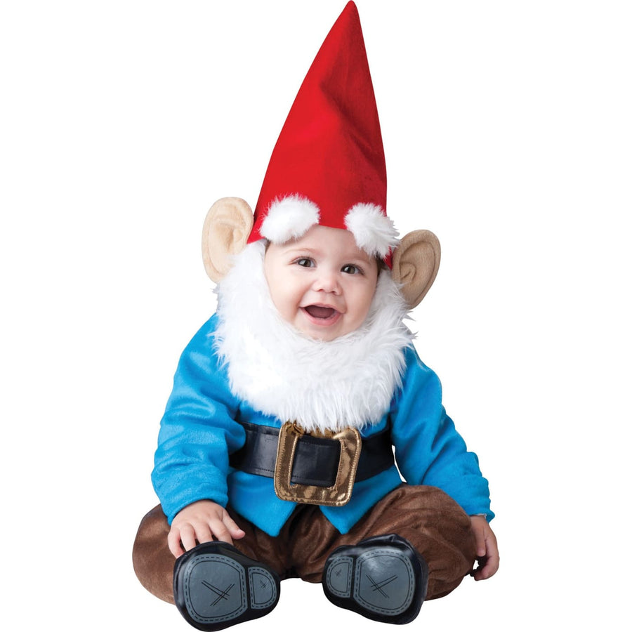 Lil Garden Gnome Toddler Costume 12-18 Months - Halloween costumes Toddler