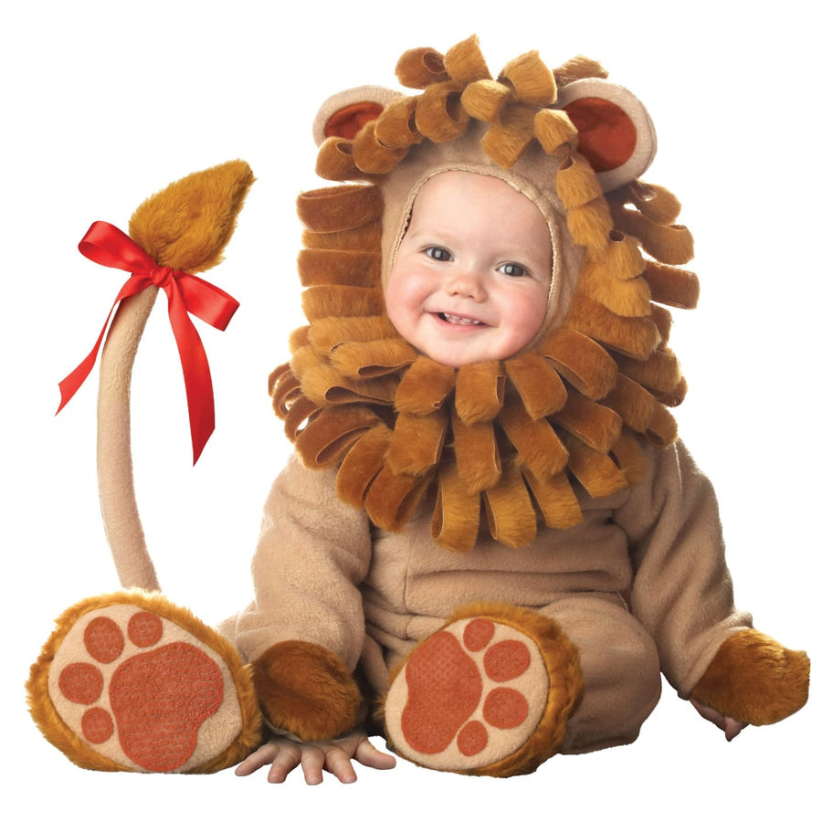 Lil Lion Lil Characters Toddler Costume 12-18M - Animal & Insect Costume
