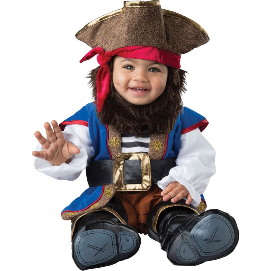 Lil Swashbuckler Toddler Costume 12-18 Months - Halloween costumes Lil