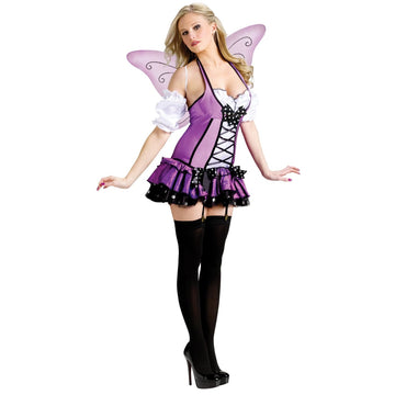 Lilac Fairy Adult Costume Md 10-12 - adult halloween costumes Angel & Fairy