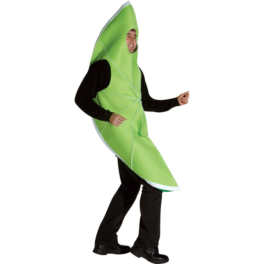 Lime Adult Costume - adult halloween costumes Food & Drink Costume halloween