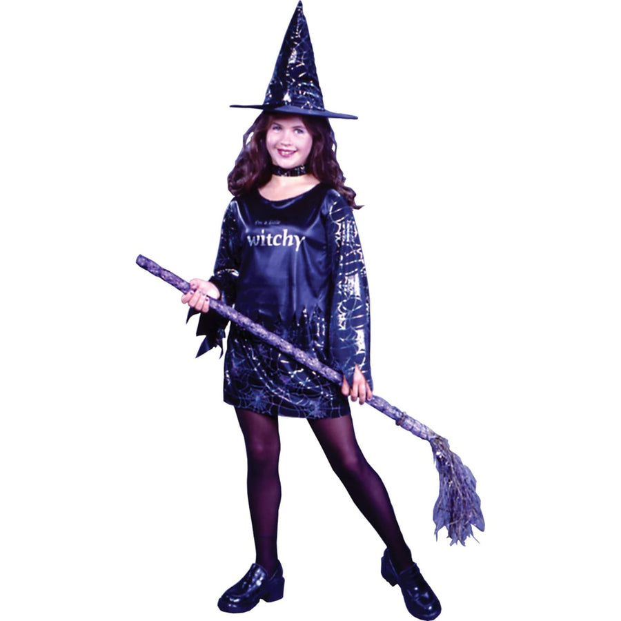Little Witchy Child Sm - Girls Costumes girls Halloween costume Halloween