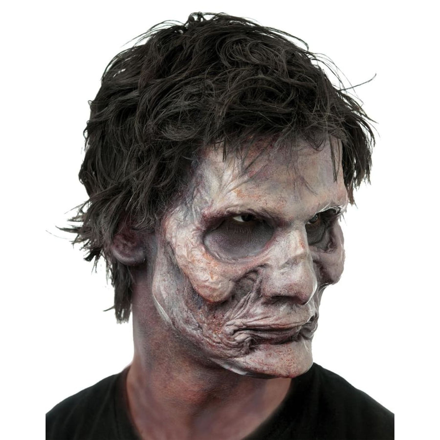 Living Dead Foam Latex Prosthetic Mask - Costume Masks Halloween Mask rubber