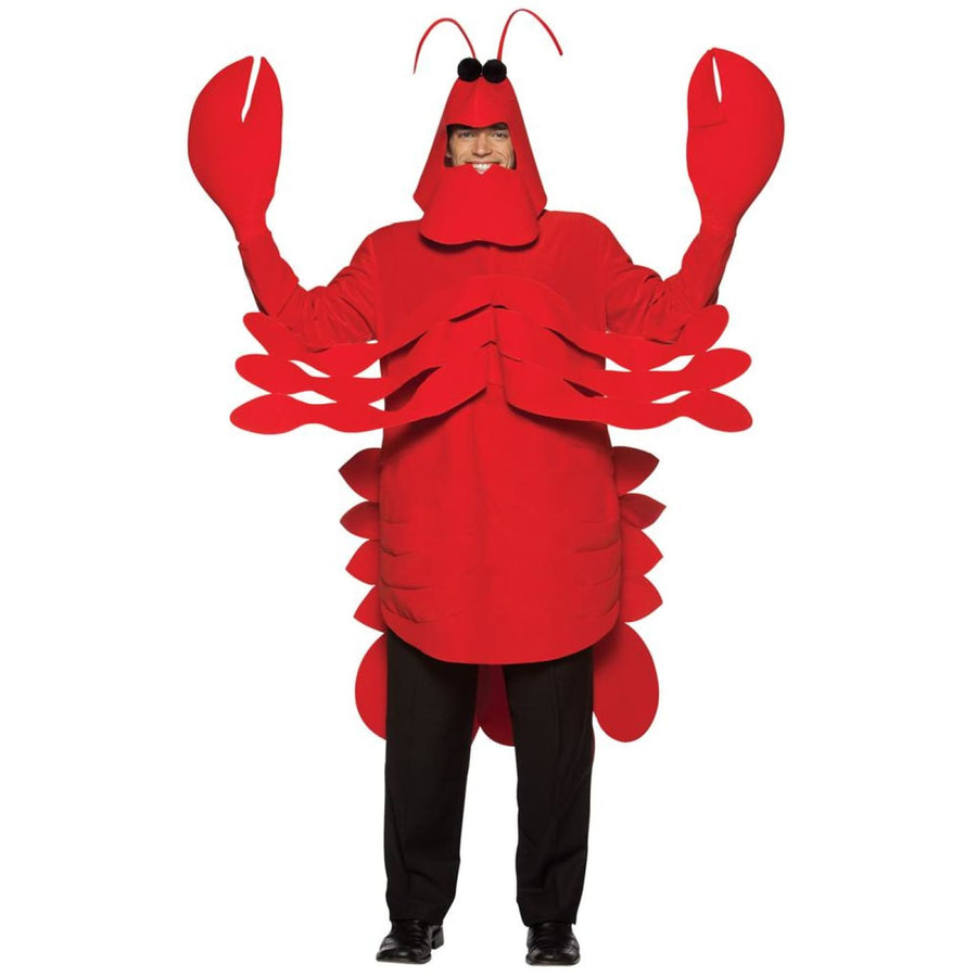 Lobster Adult Costume - adult halloween costumes Animal & Insect Costume