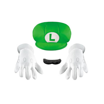 Luigi Boys Costume Accessory Kit - Boys Costumes boys Halloween costume Game