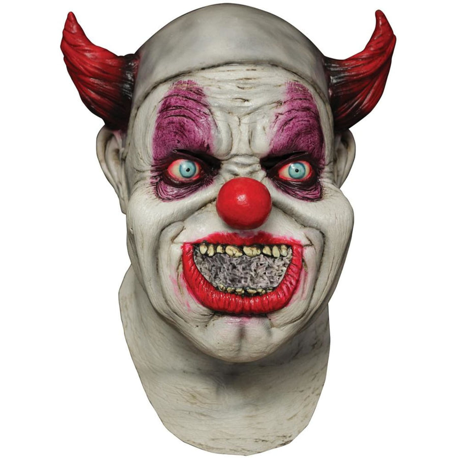 Maggot Clown Mouth Digital Costume Mask - Clown & Mime Costume clown costumes