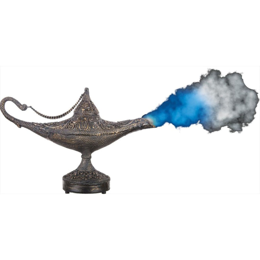 Magic Genie Lamp With Mist-Gold - Halloween costumes Magic Genie Lamp With