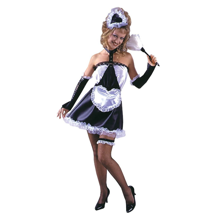 Maid To Order - adult halloween costumes female Halloween costumes French Maid
