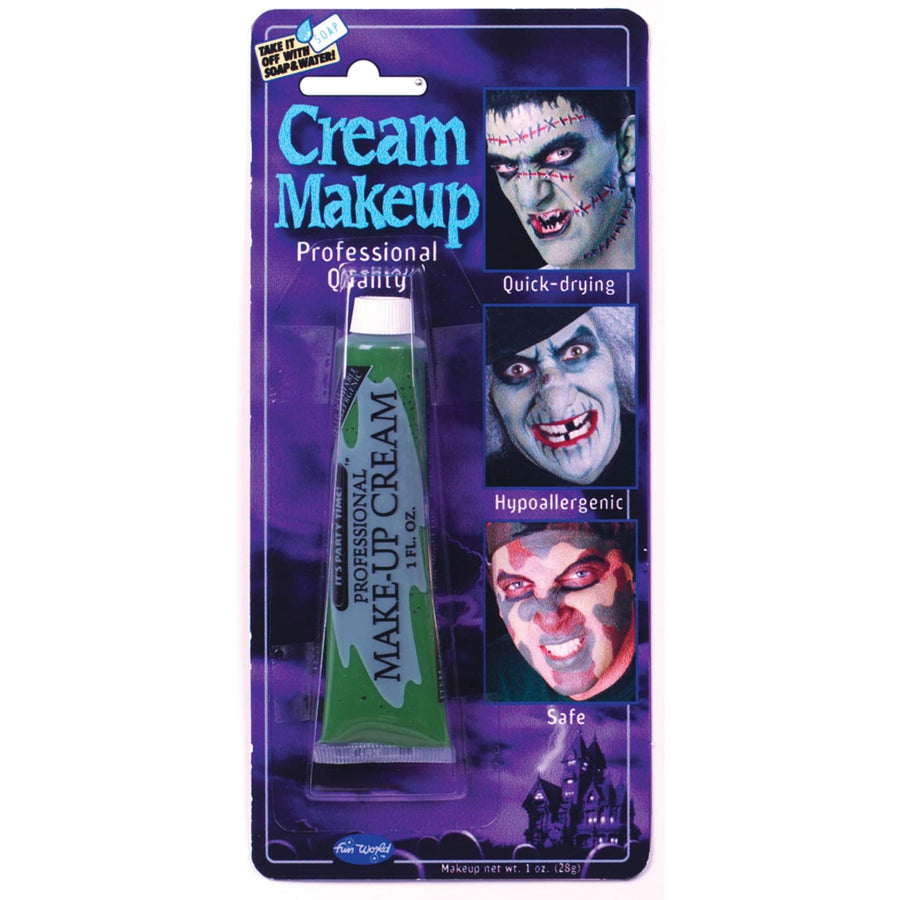 Makeup Tube Pro Green - Costume Makeup Halloween costumes Halloween makeup