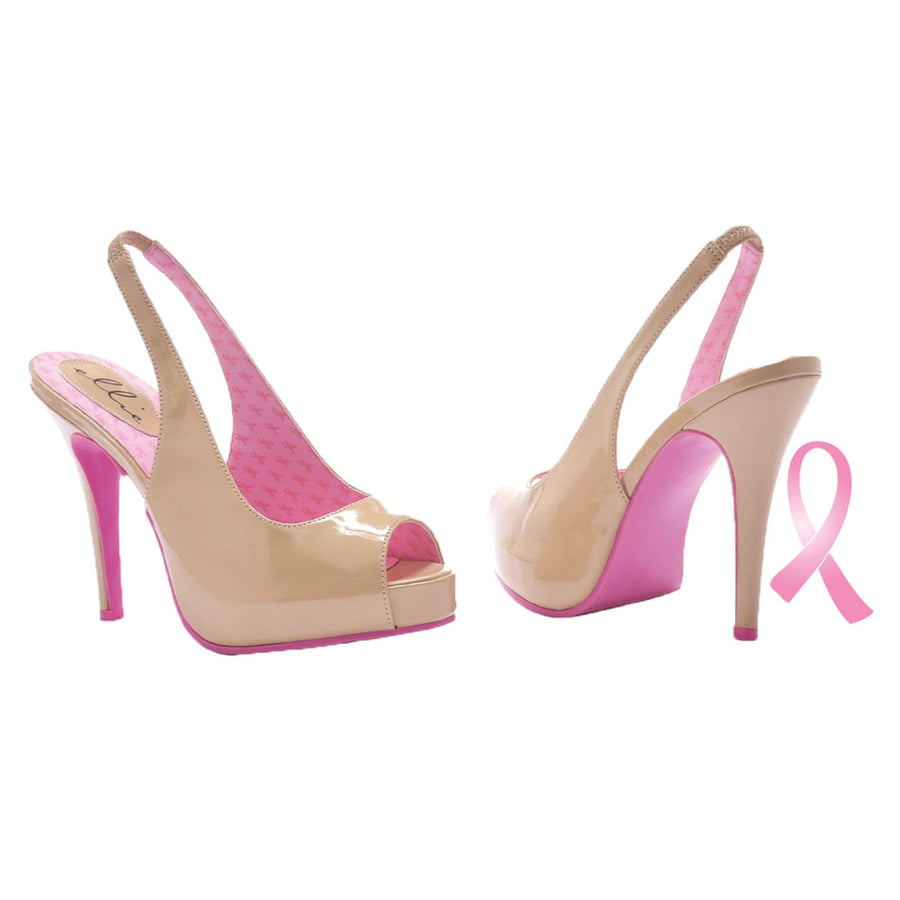 Maryellen Cancer Awareness Shoes Sz8 - Halloween costumes Maryellen Cancer