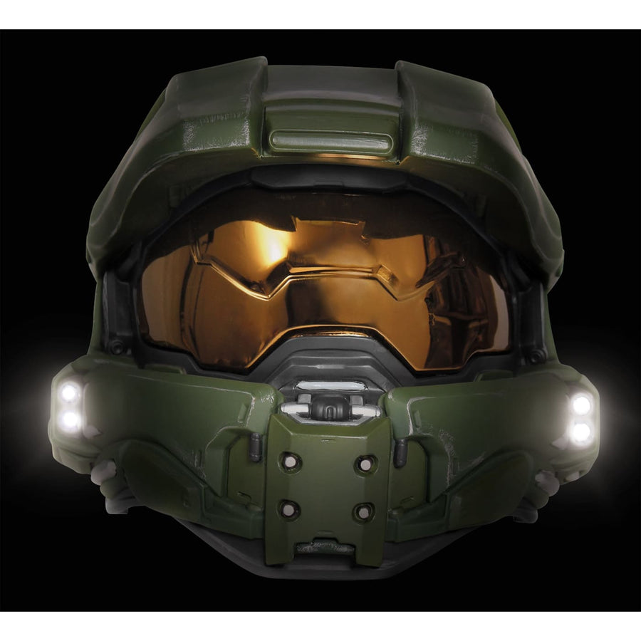 Master Chief Chd Lightup Mask - Costume Masks Halloween costumes Halloween Mask
