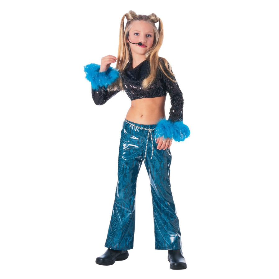 Meda Star Lg - Girls Costumes girls Halloween costume Halloween costumes kids