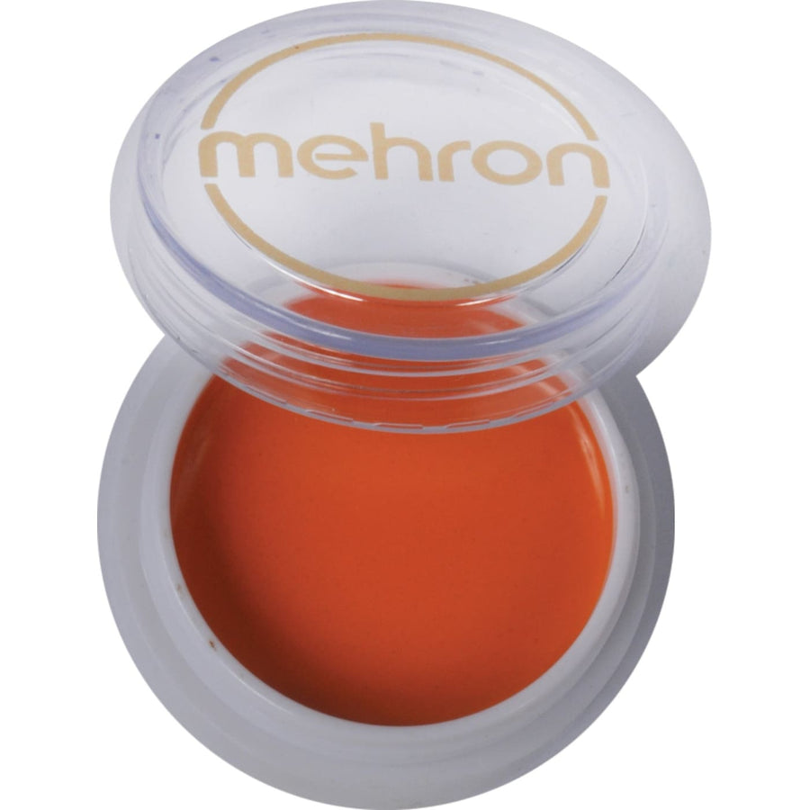 Mehron Cheek Cream Tech Orange - Costume Makeup Halloween costumes Halloween