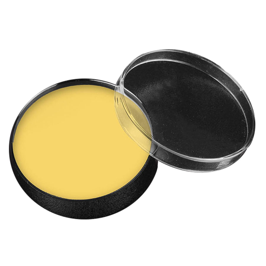 Mehron Foundation Paint Yellow - Costume Makeup Halloween costumes Halloween