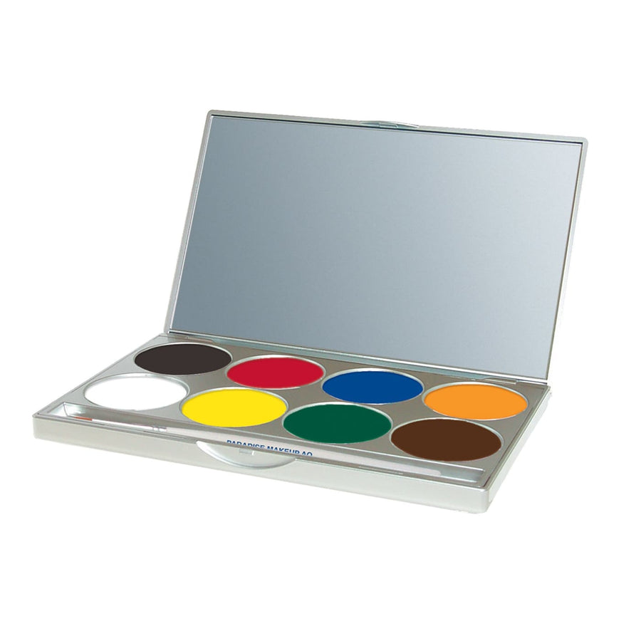 Mehron Paradise Makeup Palette Basic - Costume Makeup Halloween costumes