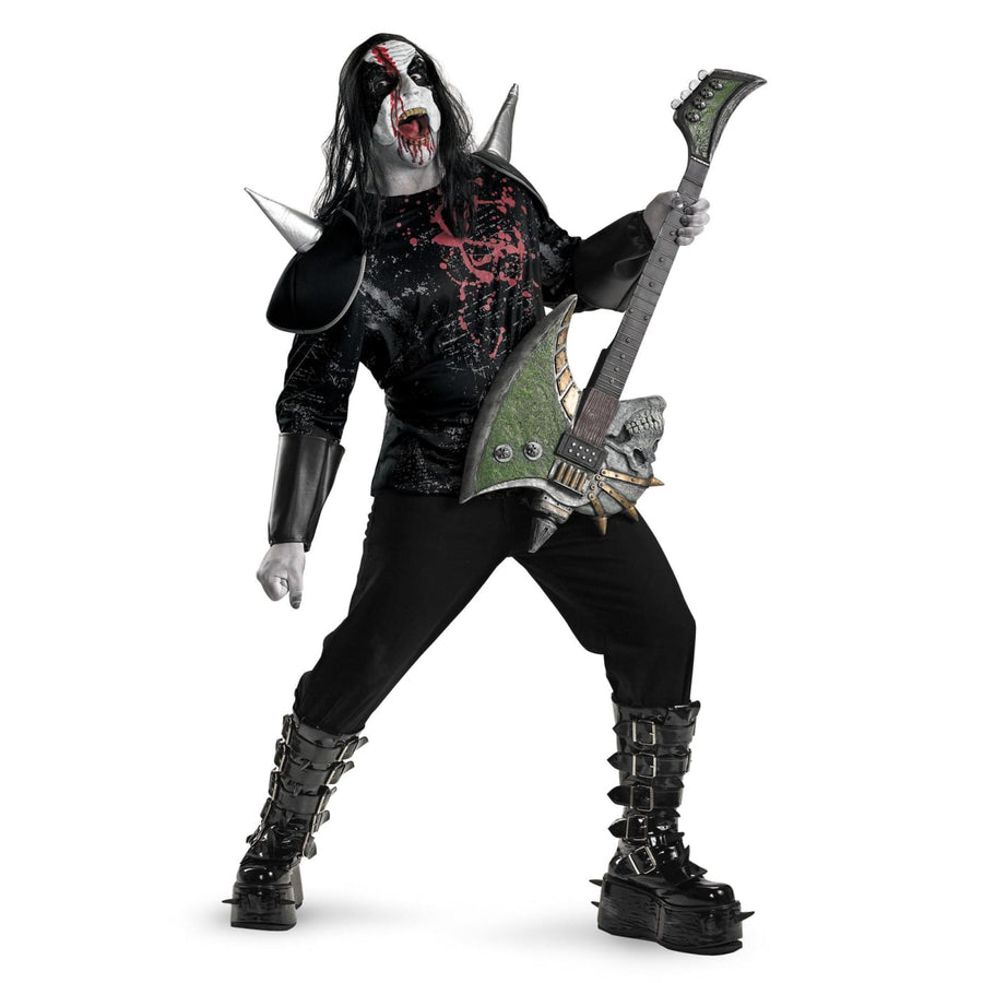 Metal Mayhem Adult Costume Xl - 80s Costume adult halloween costumes halloween