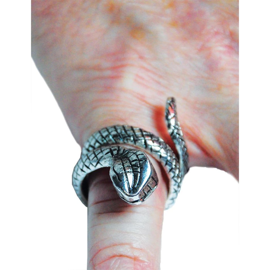 Metal Snake Ring - New Costume