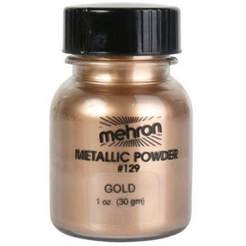 Metallic Gold Body Paint Powder - Costume Makeup Halloween costumes Halloween