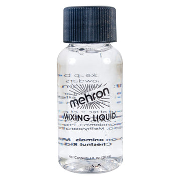 Metallic Mixing Liquid - Costume Makeup Halloween costumes Halloween makeup