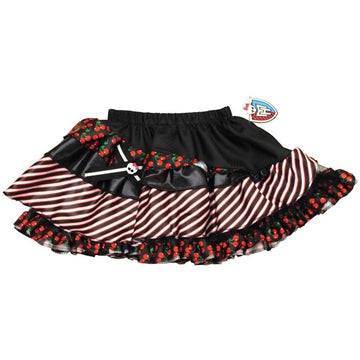Mh Pettiskirt Black & Red - Halloween costumes Monster & Ever After High Costume