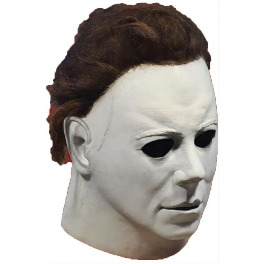 Michael Myers Deluxe Mask - Costume Masks New Costume Serial Killer Costume
