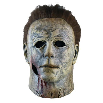 Michael Myers Mask H18 Final - Costume Masks New Costume Serial Killer Costume
