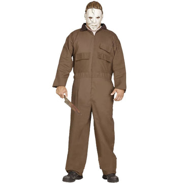 Michael Myers Rz Boys Costume Large - Boys Costumes New Costume Serial Killer