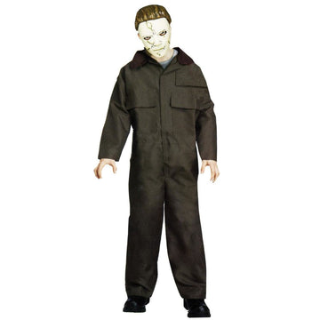 Michael Myers Rz Mens Costume - Mens Costumes New Costume Serial Killer Costume