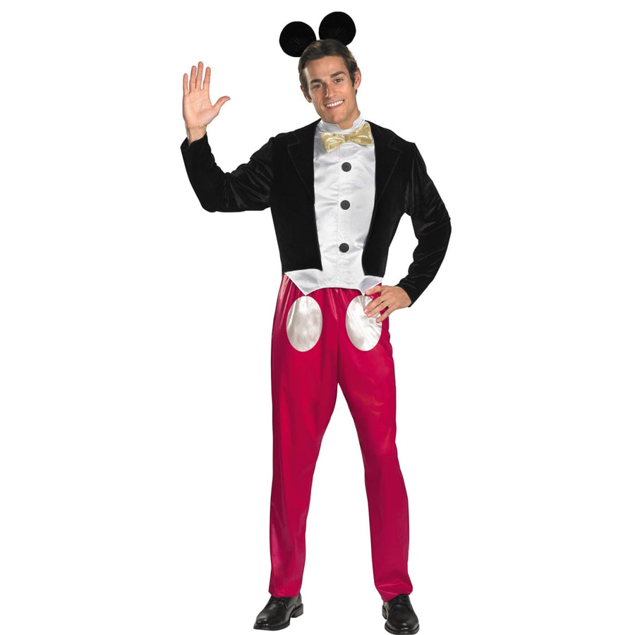Mickey Mouse Adult Costume 42-46 - adult halloween costumes Animal & Insect
