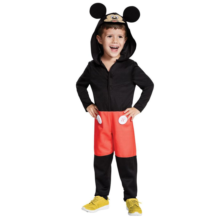 Mickey Mouse Toddler Costume 12-18 Months - Halloween costumes New Costume