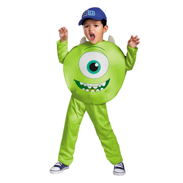 Mike Classic Toddler Costume 3T-4T - Halloween costumes Monster & Ever After