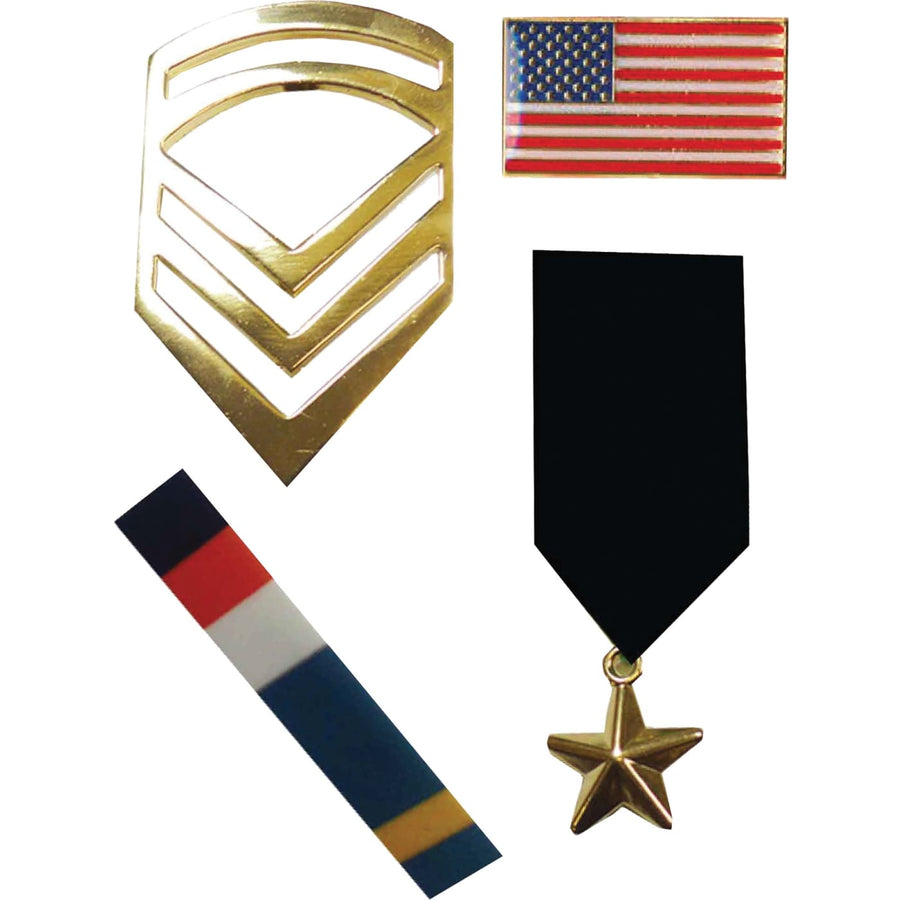 Military Pin Set - Halloween costumes