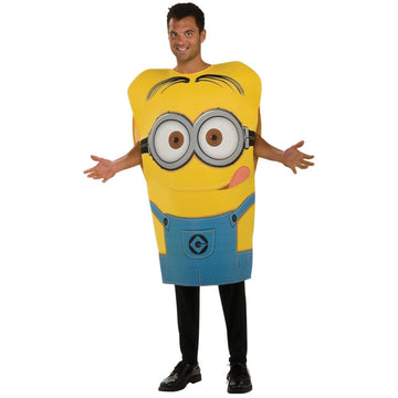 Minion Dave Adult Costume - adult halloween costumes Despicable Me Costume