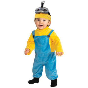 Minion Kevin Toddler Costume 1T-2T - Despicable Me Costume Halloween costumes