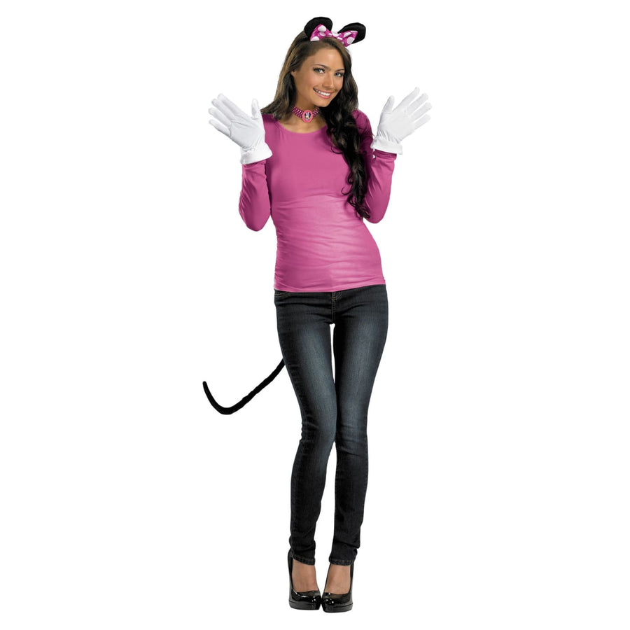 Minnie Mouse Kit Pink - Animal & Insect Costume Disney Costume Halloween